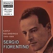 Sergio Fiorentino Edition, Vol. 4: Early Recordings, 1953-1966 (2016)
