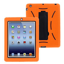 """Armor Hybrid Case Dual Shockproof Cover for Apple iPad 2 3 4 Air  Mini Pro 9.7"""""""