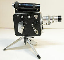 CAMERA LD8 - P.LEVEQUE - Modèle 1123/3 - 8 mm - 1955/60 - N°4729 - COLLECTOR