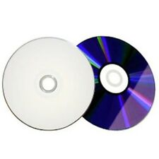 6000 16X White Top Blank DVD-R DVDR Disc Media 4.7GB Wholesale Lot