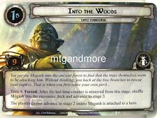 Lord of the Rings LCG  - 1x Into the Woods  #065 - The Voice of Isengard