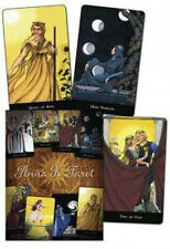 Tarot Set - Anna K Tarot - Deck and Book - Aspects of Self, Motivations, Fears