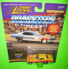 Johnny Lightning Dragsters USA 72 Chi-town Hustler Pat Minick 17768 Series 6