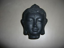 Buddha Japanese statues about 5.25in by 4in by 3.5