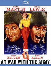 BLU-RAY At War with the Army (Blu-Ray) NEW Dean Martin, Jerry Lewis