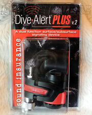 Dive Alert Plus V.2 DV1 compatable with 85% of all BCD's, NEW Scuba