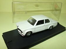 BMW 2002 TURBO Balnc VEREM 1:43