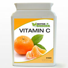 Vitamin C 1000mg 60 Tablets BOTTLE FREE DELIVERY