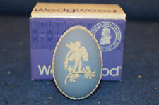 Lovely Wedgwood Japerware Pale Blue Small Egg Cup 3272 With Free Box USC RD5732