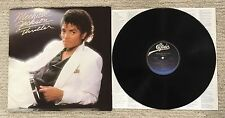 MICHAEL JACKSON THRILLER LP Record 1983 BILLIE JEAN + BEAT IT All Time CLASSIC!