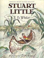 Stuart Little Read-Aloud Edition-ExLibrary