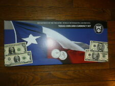 2003 Texas Coin Currency And Set Low Serial # 3460 Star Dallas Paper Money Bill