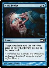*MRM* FR 4x Sculpture mentale (Mind Sculpt) MTG Magic 2010-2015
