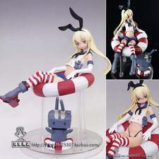 Sexy! Japanese Anime Kantai Collection Kan Colle Kanmusu Shimakaze Figurine 15cm