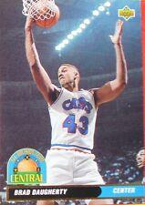 CARTE DE COLLECTION NBA BASKET BALL 1993  ALL DIVISION TEAM BRAD DAUGHERTY (40)