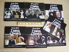 UPSTAIRS DOWNSTAIRS - THE COMPLETE ITV SERIES 1 (13 EPISODES) ON 7 PROMO DVDS