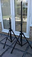 pa speaker stands pair