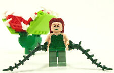LEGO original POISON IVY with custom VENUS FLYTRAP from BATMAN 7785