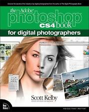 The Adobe Photoshop CS4 Book for Digital Photographers Kelby, Scott Paperback