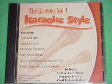 The Greenes~#1 ~ Christian Daywind Karaoke Style ~~ Take Me Up the Hill ~~ CD+G