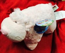 Stuffed Animal Plush Pillow Pets Pee-Wees Wiggly Pig NWT As Seen On TV