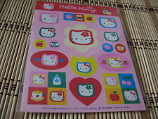100%new  hello kitty 貼紙    ( Ship worldwide)   Size:高13CMX10CM闊
