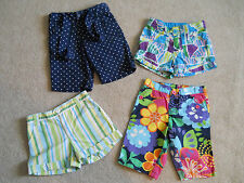 LOT GIRLS SIZE 6 6X 7 CHEROKEE GYMBOREE CARTERS THE CHILDRENS PLACE TCP SHORTS