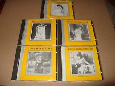 Luisa Tetrazzini 5 cd Box Set Limited Edition Number 0960 Rare cds excellent co