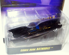 Batman Comic version: batmobile die cast modèle par hot wheels en 2007