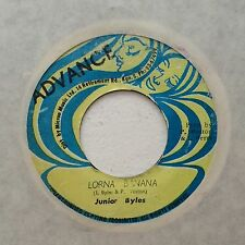 JUNIOR BYLES Lorna Banana LEE PERRY Upsetter ROOTS Reggae 45