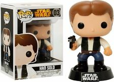 Funko Pop! Star Wars Han Solo Vinyl Figure