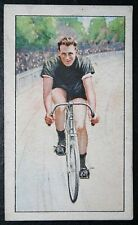British Cycling Champion   Southall    Original Vintage 1930's Card VGC