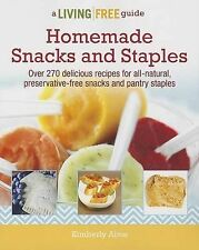 Homemade Snacks and Staples by Kimberly Aime (Paperback / softback, 2013)