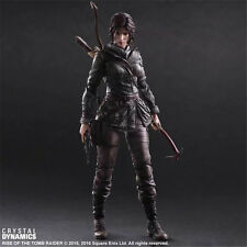 Play Arts Kai Rise Of The Tomb Raider Lara Croft Action Figur Figuren no box