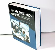 CAMBRIDGE RICHARD B McKENZIE AND DWIGHT R. LEE MICROECONOMICS FOR MBA'S H.COVER
