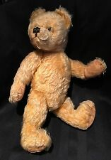 ANTIQUE FARNELL BEAR 1920s MODEL TO WINNIE THE POOH VINTAGE MOHAIR FUR