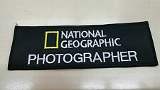 Patch toppa, National Geographic photographer - APP TERMICA - cm 16 x cm 5,4