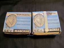 S.E.V. Marchal 610 Amber Fog / Driving Lights Extra Flat