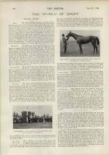 1900 Duke Of Portland Simon Dale Wins Prince Of Wales Stakes Ascot