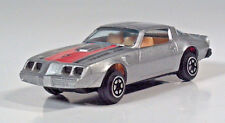 "Vintage Yatming 1030 Pontiac Turbo Trans-Am 3"" Scale Model 1978 1979 1980 1981"