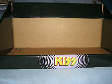 KISS SONIC BOOM ERA/LOGO STORE DISPLAY BOX
