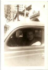 Original Candid Photo of Jackie Cooper Leaving Brown Derby Hollywood Postcard