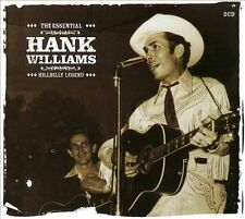 The Essential Hank Williams: Hillbilly Legend [Slipcase] by Hank Williams...