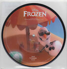 "Do You Want To Build A Snowman - Disney Frozen 7"" 33RPM RSD Picture Vinyl - New"