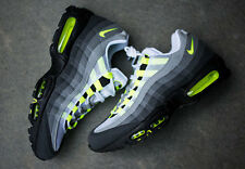 NIKE AIR MAX 95 OG TRAINERS UK 9.5 EUR 44.5 US 10.5 NEON VOLT 1 90 97 BW TN SP