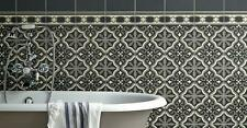 Abbey Tintern Moroccan Victorian Encaustic Effect Wall & Floor Tiles 20 x 20cm