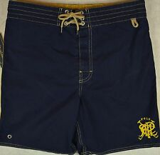NWT Polo Ralph Lauren SIZE LARGE L Mens Cross Mallets Swim Trunks Shorts