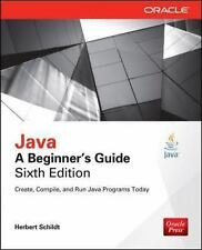Beginner's Guide: Java by Herbert Schildt (2014, Paperback)