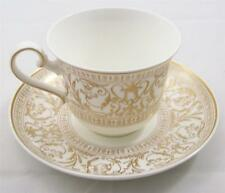 Villeroy & and Boch Heinrich FRESCO GOLD coffee cup and saucer NEW