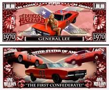 SHERIF FAIT MOI PEUR! General Lee BILLET MILLION DOLLAR ! DODGE CHARGER Série US